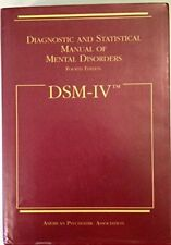 DSM-IV: Diagnostic and Statistical Manual of Mental Disorders by American Psy…