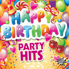 CD Happy Birthday Party Hits d'Artistes divers