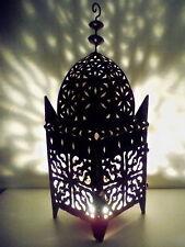 80 cm! Lampe Marocaine lanterne lustre bougeoir bougie applique électrifiée