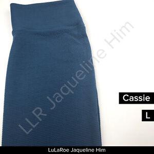 lularoe cassie skirt NWT L Large