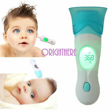 4 in 1 Multi Function Baby Adult Fever Ear Forehead Body IR Digital Thermometer