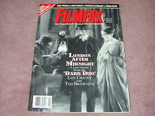 FILMFAX # 43, London After Midnight, Lon Chaney, Tod Browning, FREE SHIPPING USA