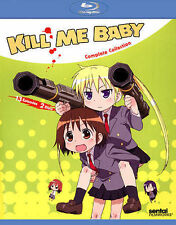 Kill Me Baby: Complete Collection (Blu-ray Disc, 2014, 2-Disc Set)