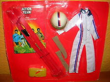 Action Team Original Ski Racing Set Man Girl G.I. Joe Schildkröt eingeschweißt
