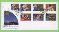 New Zealand 2000 Christmas set on First Day Cover