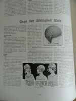GIRLS OWN PAPER & WOMANS MAGAZINE VOL 48 NO 1-12 COL ILLUS COOKERY FASHION 1927