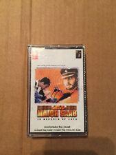 Major Saab - T-Series Rare Bollywood Hindi  Soundtrack Cassette