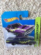 Hot wheels 2014 69 Dodge Coronet Superbee Mopar Plymouth  Chrysler