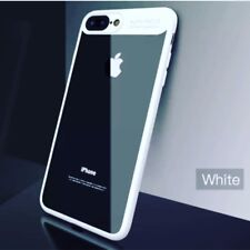 3X For iPhone 8 Plus 7 Ultra Thin Slim Clear Case Luxury Hybrid Protective Cover