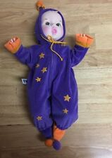 "17"" GERBER BABY DOLL 1979 w/ GOOGLY EYES marked Gerber Products Co"