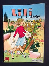 L'espiègle Lili et la tarasque N° 34 1971 Réed SPE Jeunesse joyeuse TBE