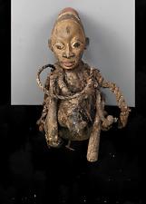 Old Tribal Yoruba Fetish Figure    --- Nigeria