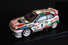 AutoArt Toyota Corolla WRC 1998 1:18 #6 Auriol / Giraudet Rally GB (AK)