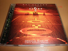 SIGNS soundtrack CD score JAMES NEWTON HOWARD m night shyamalan mel gibson