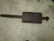 Ford 4100, 4600 Exhaust Silencer in Good Condition