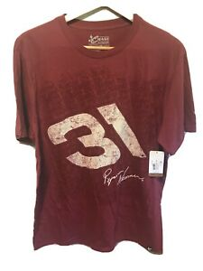 Chase Authentics Nascar Ryan Newman #31 Red T Shirt Size XL New With Tags