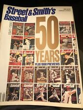 Street & Smith's Baseball 50 Years Collectors Edition 1990 - MINT