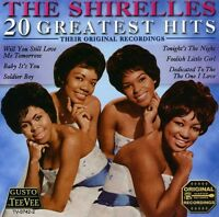 The Shirelles - 20 Greatest Hits [New CD]