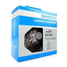 Shimano 105 CS-5700 10 speed 11-28T Road Bike Cassette Sprocket Freewheel (Box)
