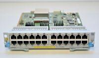 HP ProCurve J9534A 24-Port Gig-T PoE+ v2 zl Switch Module