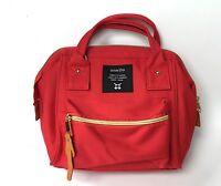 New Mini anello authentic handbag shoulder bag dual Backpack schoolbag