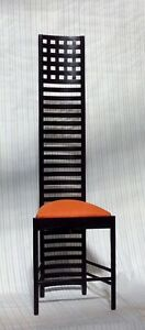 Rennie Mackintosh Hillhouse Chair.