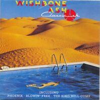 WISHBONE ASH  :  Classic Ash   (1992)    CD