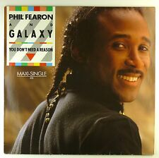 """12"""" Maxi - Phil Fearon And Galaxy - You Don't Need A Reason - A4253"""