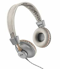 House of Marley Positive Vibration Headphones Dubwise With Tangle-Free Cord