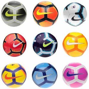 Nike Pitch Ball Premier 2019-2020 EPL League Football Professional Ball/Pump New