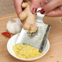 Stainless Steel Garlic Press Crusher Squeezer Mincer Chopper Kitchen Gadget  UK