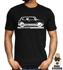 Mini 1275 GT T-shirt Classic Retro Cooper Car Enthusiast Gift Unisex Vintage Tee
