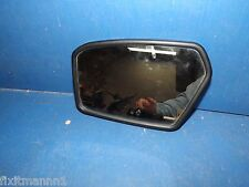 07 08 09 10 Lincoln MKZ power heated dimming mirror glass L EE445 6H6Z-17K707-A