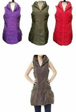 Cotton Outer Shell Full Coats, Jackets & Waistcoats for Women