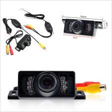 DC12V 170° 2.4G Wireless 7LED Infrared Car Reverse Parking HD Camera Waterproof