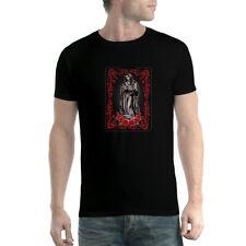 Vierge Marie Rose Jesus Homme T-shirt XS-5XL Nouveauté