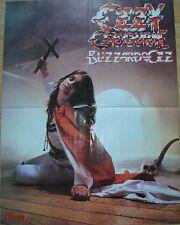 OZZY OSBOURNE  /  TESTAMENT    __  1 Poster / Plakat   __  45 cm x 58 cm