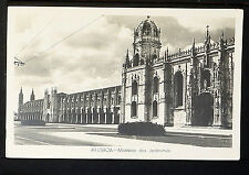 PORTUGAL 155.-LISBOA -Mosteiro dos Jerónimos (Real Photo (RPPC)