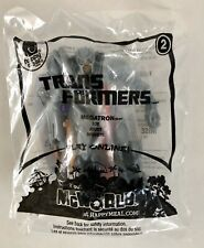 McDonald's Happy Meal 2010 Transformers Megatron Toy # 2 - New in Package