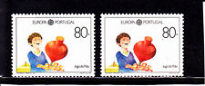 PORTUGAL    EUROPA CEPT COLOUR VARIETY (1989)  MNH (**)