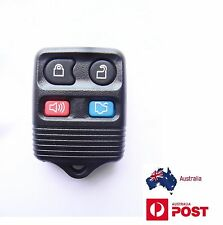 Ford 4 buttons remote for  Mustang Focus Escape Explorer 433mhz completed remote