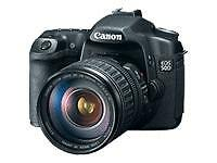 Canon EOS 50D DSLR camera w/ 28-135mm lens - with battery, charger
