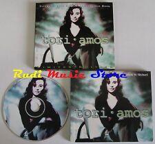 BOOK FOTOGRAFICO COLORI + CD TORI AMOS Kurt Cobain 1996 ITALY NO lp mc dvd vhs