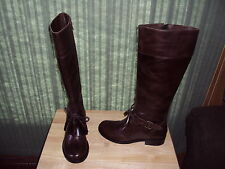 Leather-up Coconuts  E-COBB   boots for riding. Size 6 1/2M.-New