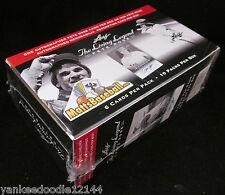"2012 Leaf Pete Rose ""The Living Legend"" Factory Sealed Box ~ Includes Autograph"