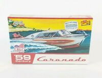Lindberg Line '59 Century Coronado Boat 1:25 Scale Model Factory Sealed M0024