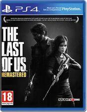 THE Last of Us: Rimasterizzato (PS4) Nuovo di zecca-UK STOCK - 1st Class consegna