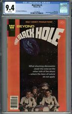 The Black Hole #3 CGC 9.4 NM Whitman Variant WHITE PAGES