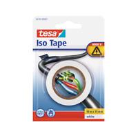 TESA 56193 NASTRO ADESIVO ISOLANTE PROTETTIVO MT10 X 15MM BIANCO NERO ISO TAPE