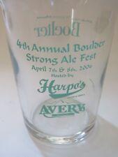 Bicchiere Della Birra : Avery Boulder Co Birreria ~ 4° Annuale Forte Festival